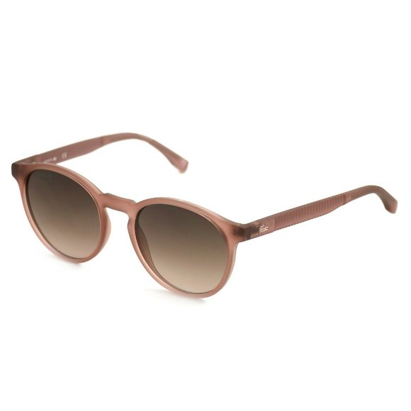Lacoste Round Style Pink Frame